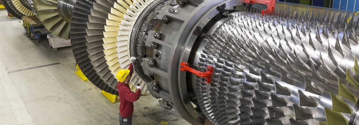 China Gas Turbine Focus